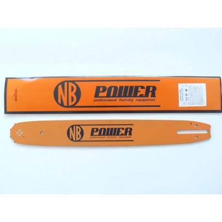 Meč dolžine 16'' oz. 40 cm , utor 0,50'' oz. 1,3 mm 3/8 '' PIKO 56 čl. oz. 28 zob