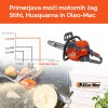 "MOTORNA ŽAGA OM GS 371 3/8""-BCPI/35R"